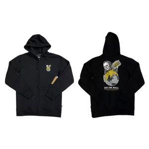 Vans World Domination Full Zip Hoodie Sweater